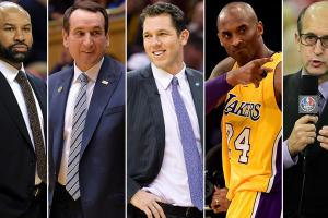 Who should coach the Lakers? Here's 18 ideas