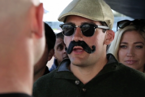 Eovaldi goes undercover as Yankees beat writer
