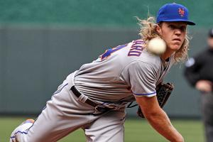 Noah Syndergaard: A freak or a danger to himself?