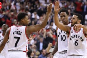 Raptors' defense key in Game 5 win over Pacers