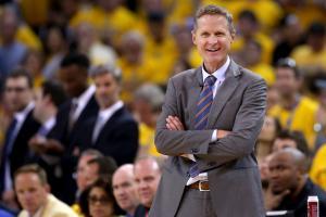 Warriors' Steve Kerr named Coach of the Year