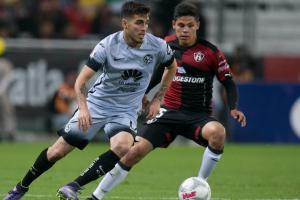 Club America and U.S. defender Ventura Alvarado goes for a second straight CCL title