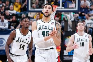 Michigan State, 'Nova win big in offensive Effys