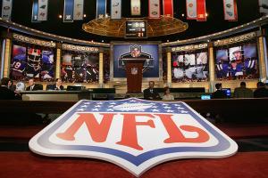 Extra Mustard's NFL draft bingo