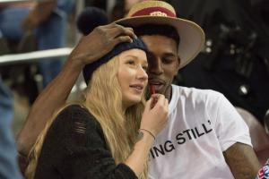 Nick Young nearly gets missepelled tattoo