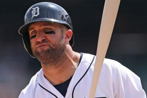 Tigers option OF Tyler Collins to Triple A