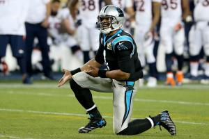 Cam Newton: I let fans down with news conference