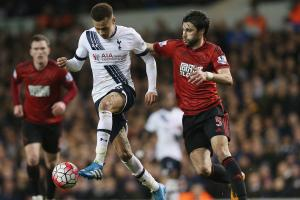 Dele Alli suspended for punching Claudio Yacob
