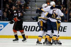 Predators earn franchise's first-ever Game 7 win