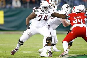 Seahawks select Germain Ifedi in 2016 NFL draft