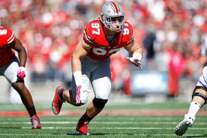 Chargers select DE Joey Bosa in 2016 NFL draft