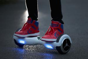 The Kentucky Derby has banned hoverboards