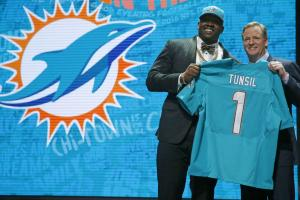 Tunsil denies, then admits to accepting money