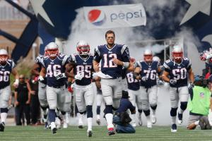 When do the Patriots pick in the NFL draft?