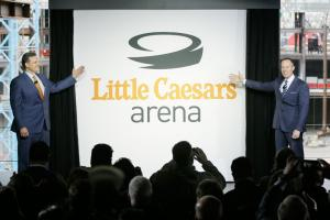 Detroit Red Wings to play at Little Caesars Arena
