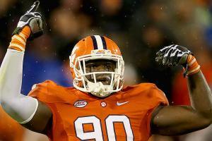 NFL draft 2016: Buffalo Bills select Shaq Lawson with No. 19 pick