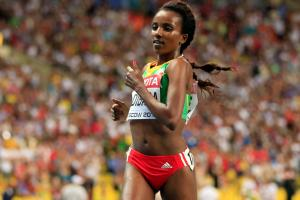 Olympic champion Tirunesh Dibaba returns in May