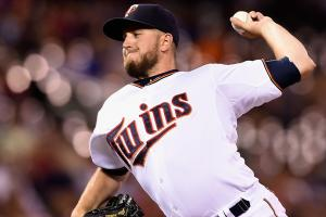Glen Perkins's middle finger was an inside joke