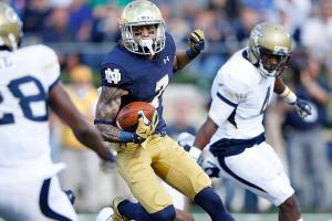 NFL draft 2016: Houston Texans select WR Will Fuller with No. 21 pick