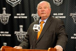 Ducks fire coach Bruce Boudreau after playoffs