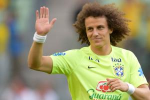 David Luiz off Brazil's preliminary Copa roster