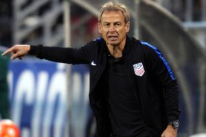 Jurgen Klinsmann will guide the USMNT at the Copa America Centenario