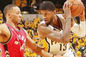 Raptors' backcourt folds in Game 6 loss to Pacers