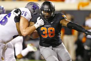 The Cleveland Browns select Emmanuel Ogbah with the No. 32 pick in the 2016 NFL draft.