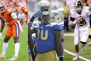 NFL Mock Draft: Predicting picks of Rounds 2 and 3