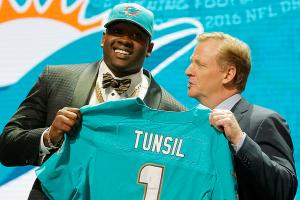 Report: Tunsil won't enter substance-abuse program