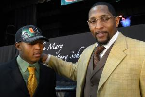 Ray Lewis III charged with criminal sexual conduct