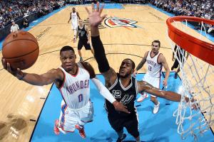 Spurs–Thunder: This is where the playoffs get real