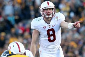 Chiefs select Stanford QB Hogan in fifth round