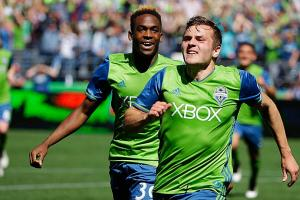 Watch: Jordan Morris scores in 3rd straight match