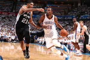 Durant: 'Tim Duncan could play until he's 90'