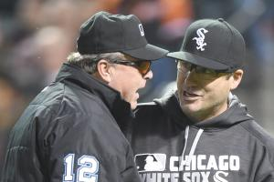 Watch: White Sox challenge new slide rule, lose