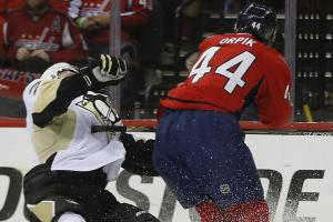 Brooks Orpik suspended three games for late hit