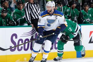 Watch: Blues' Backes wins in overtime