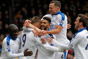 Leicester can win EPL title at Manchester United