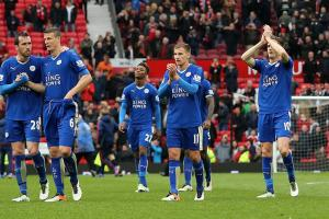 Dream deferred for Leicester City at Old Trafford