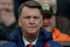 Louis van Gaal compares foul to 'sexual masochism'