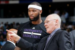 George Karl talks about his time with the Kings