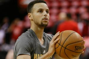 Kerr: Stephen Curry not ruled out for Game 2
