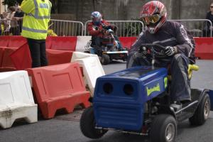 British lawnmower racing season has begun