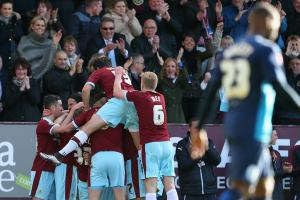 Burnley is 5,000–1 to win next year's EPL