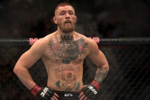 Conor McGregor demands Nate Diaz rematch