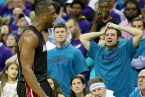 Dwyane Wade's evil genius saves the Heat... again