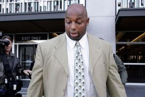 Former 49er Stubblefield charged with rape