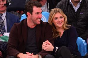 Justin Verlander and Kate Upton get engaged