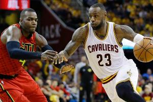 Cavaliers defeat Hawks in Game 1 of East semis